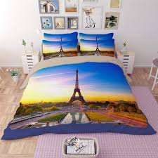 Paris Bedding For Girls by Online Get Cheap Bedding Eiffel Tower Aliexpress Com Alibaba Group