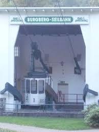 Bad Harzburg Burgberg Bad Harzburg Seilbahn Zum Burgberg 1929 Mapio Net