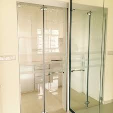 bifold glass door glass sliding door swing door shower screen