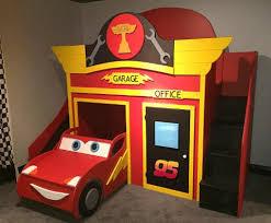 Race Car Bunk Bed Woodchux Ca