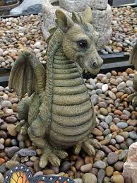 2633 best dragons images on garden statues pegasus