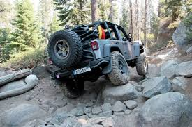 jeep rubicon trail the legendary rubicon trail an expedition