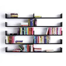 hanging bookshelves wall mounted bookshelves and also black wall shelf brackets and also