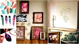 creative diy wall ideas and inspiration