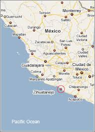 zihuatanejo map contact us casa arbol home by the sea zihuatanejo mexico