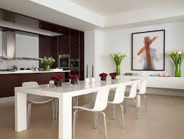 Corian Extendable Dining Table Dining Room Contemporary With - Corian kitchen table