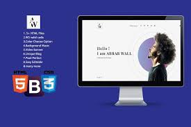Html Resume Template Free Resume Html Template Beautiful Resume Templates Free Html Resume