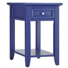 end table with outlet chelsea lane end table with power outlet multiple colors walmart com