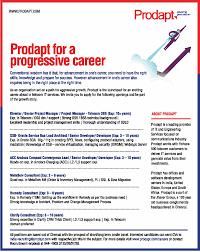 Domain Manager Title Jobs In Prodapt Vacancies In Prodapt Opportunities At Prodapt