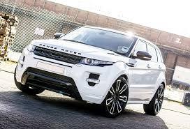 silver range rover evoque gallery
