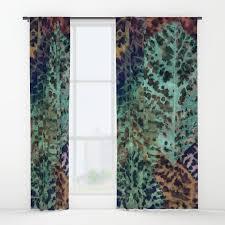 botany window curtains society6