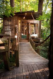 Treehouse Living Secluded Intown Treehouse