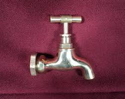 Abp Faucet Vintage Brass Faucet Etsy