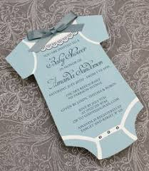 diy baby boys onsie shower invitation template from