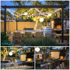 9 outdoor kitchens we u0027re dreaming of this bbq season hometalk