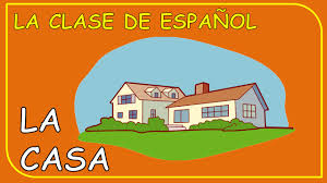the house in spanish questions and answers la casa en español