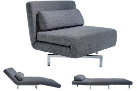 modern grey futon chair s chair sleeper futon the futon shop