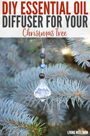 diy essential diffuser for your tree living well