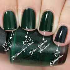 opi comparisons holiday 2014 gwen stefani collection peachy