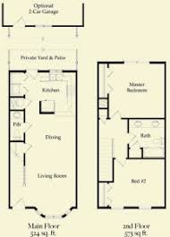 attic floor plans for two bedrooms of the barclay as it will