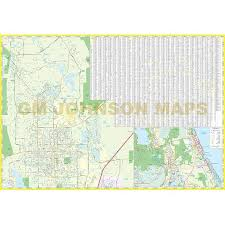 map of deltona florida deltona deland florida map gm johnson maps
