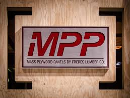 Plywood by Mass Plywood Panel Freres Lumber Co Inc