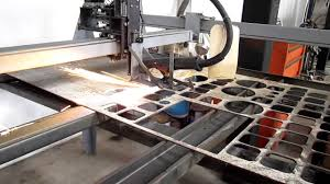 cnc plasma cutting table my diy cnc plasma cutter youtube