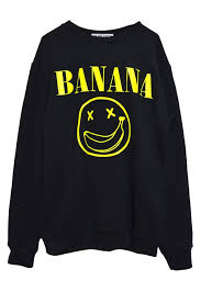 banana sweater banana unisex sweater