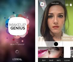 app makeup genius screenshots makeup genius