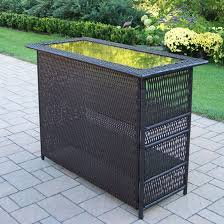 Synthetic Wicker Patio Furniture -