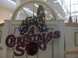 this n j mall set up u0027a christmas story u0027 set and it u0027s awesome
