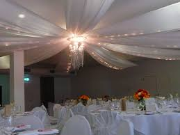 ceiling draping for weddings bon bon weddings perth ceiling drapes