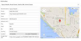 Seattle Google Maps by Github Chrisgoddard Acf Address Map Field A Better Map Field