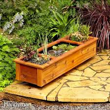 outdoor pond ideas pond in a box family handyman