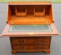 Antique Desk Secretary by Furniture Antique Drop Front Secretary Desk For A Timeless