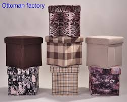 Folding Storage Ottoman Innovative Collapsible Storage Ottoman Collapsible Storage Ottoman