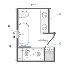 Create Floor Plan With Dimensions Best 25 Bathroom Layout Ideas On Pinterest Master Suite Layout