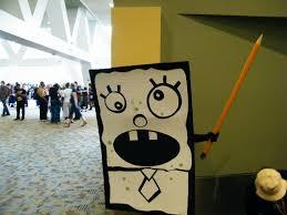 Doodle Bob Meme - otakon 2014 doodlebob by grantjoey45 on deviantart