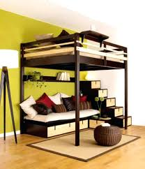 loft bed with closet beds bunk bed rooms closet beds small spaces ideas diy for uk