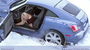 driving in the snow crossfireforum the chrysler crossfire and