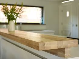 kitchen island with raised bar bulthaup wooden bartop this solid wood breakfast bar is made of