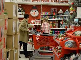black friday weekend target black friday shows it can still draw crowds