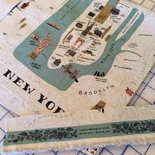Paper Maps Traveling The World With Rifle Paper Cotton U0026 Steel U2013 Style