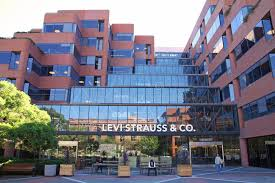 levi strauss co headquarter editorial photography image of