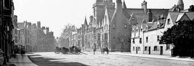 when was the first house built introduction and history university of oxford