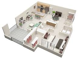 Luxury Apartment Floor Plan by Floor Plans Woodhaven At Park Bridge