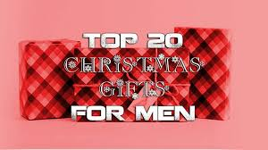 top 20 best christmas gifts for men the heavy power list