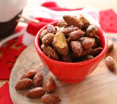christmas nuts candied christmas nuts thewonkyspatula