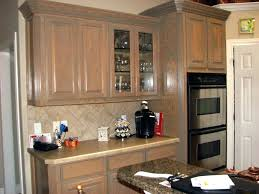 is it better to stain or paint unfinished kitchen cabinets gel
