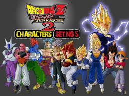 dragon ball characters set5 lonely wolf deviantart